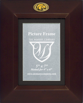 "Southern Mississippi Golden Eagles 5"" x 7"" Vertical Brown Picture Frame"
