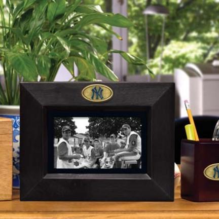New York Yankees 5 x 7 Horizontal Black Picture Frame