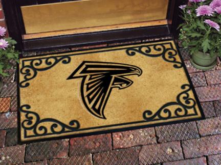 Falcons Welcome Mats Atlanta Falcons Welcome Mat Falcons