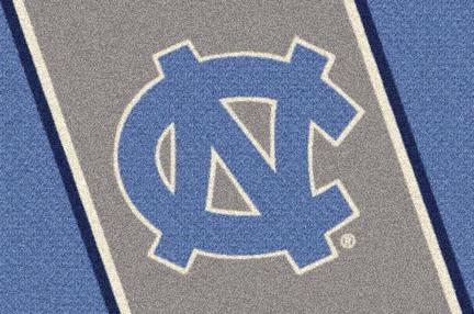 "North Carolina Tar Heels ""NC"" 33"" x 45"" Team Door Mat"