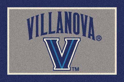 "Villanova Wildcats ""V"" 5' x 8' Team Door Mat"