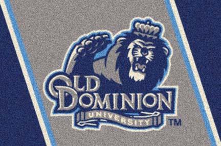 "Old Dominion Monarchs 22"" x 33"" Team Door Mat"