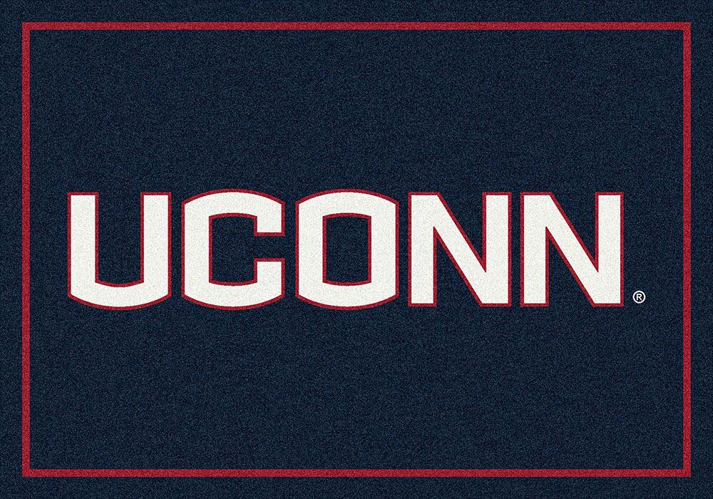 "Connecticut Huskies 2'8""x 3'10"" Team Spirit Area Rug"