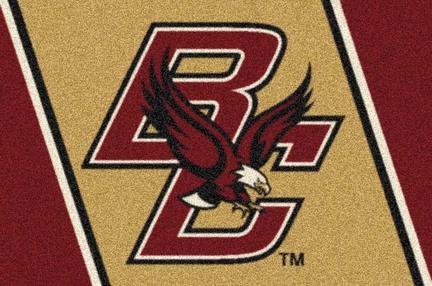 "Boston College Eagles 3'10""x 5'4"" Team Spirit Area Rug"
