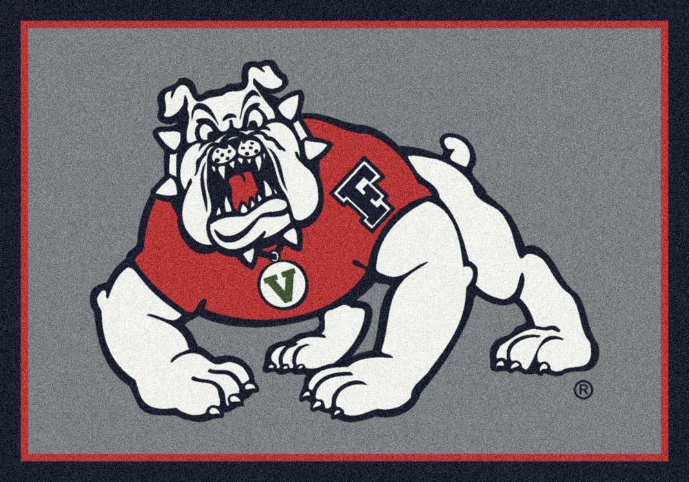 "Fresno State Bulldogs 22"" x 33"" Team Door Mat"