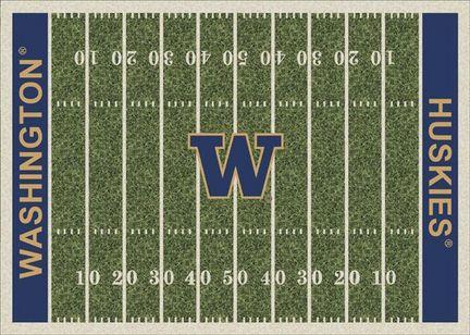 "Washington Huskies 3' 10"" x 5' 4"" Home Field Area Rug"