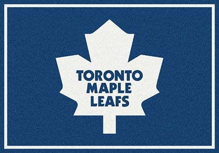 "Toronto Maple Leafs 5' 4"" x 7' 8"" Team Spirit Area Rug"