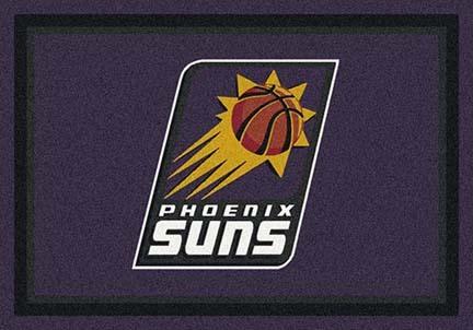 "Phoenix Suns 3' 10"" x 5' 4"" Team Spirit Area Rug"