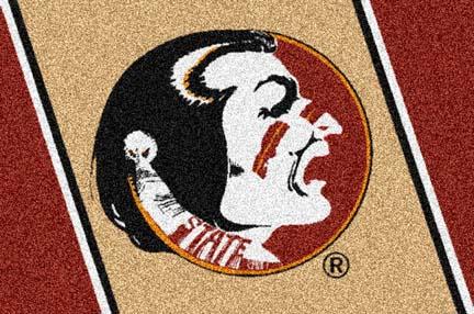 Florida State Seminoles 5' x 8' Team Door Mat