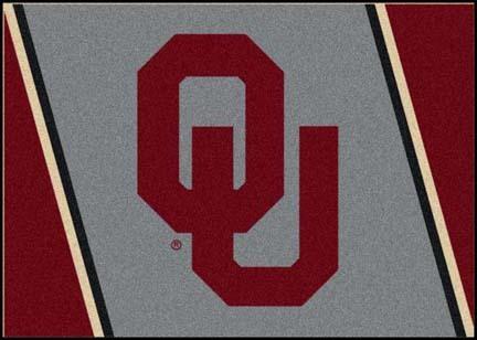 Oklahoma Sooners 33 x 45 Team Door Mat