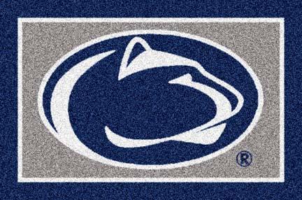 Penn State Nittany Lions (Logo) 5' x 8' Team Door Mat