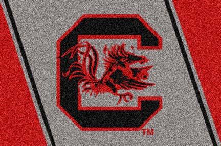 South Carolina Gamecocks 5 x 8 Team Door Mat
