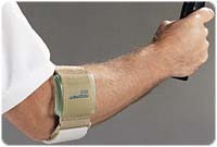 Pneumatic Armband for Tennis Elbow (Beige)