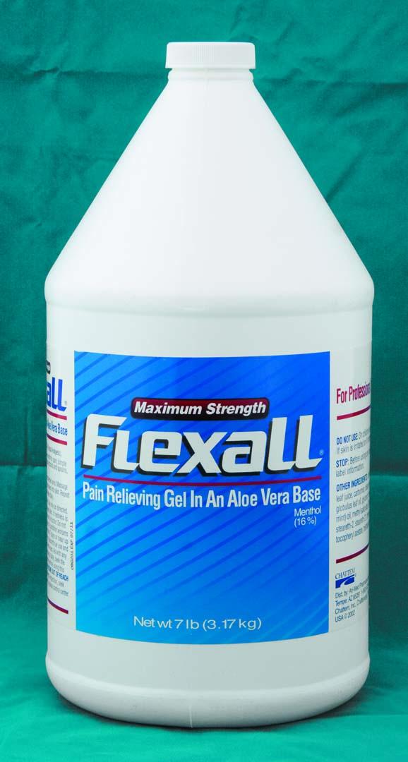 1 Gallon Flexall® (Maximum Strength) Ointment