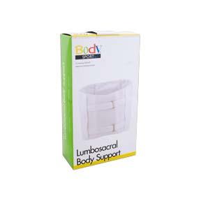 Body Sport® Lumbosacral Body Support (4X-Large)
