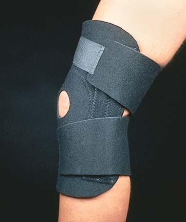 Neoprene Open Patella Knee Support (Husky)