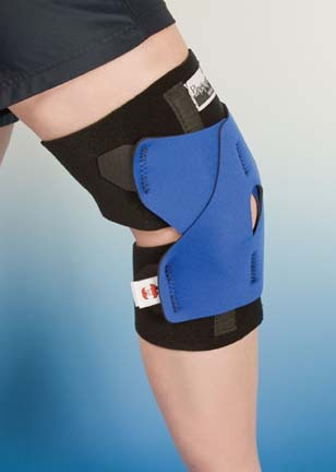 "The Performance Wrap Knee Support (Husky (Up to 27"" thigh, 20"" calf))"