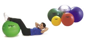 """75 cm / 30"""" Thera-Band Exercise Ball"""