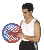 Power Web Combo Hand Exerciser (Red / Blue) MKM-PWI102RB