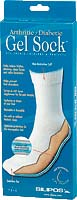 Silipos® Arthritic / Diabetic Gel Sock™ - 1 Pair (Shoe Size 9-11)
