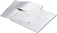 """12"""" x 24"""" Slotted Headrest Tissue - Pack of 1,000 Sheets"""