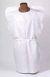 3-Ply Encore Disposable Exam Gowns - Case of 50