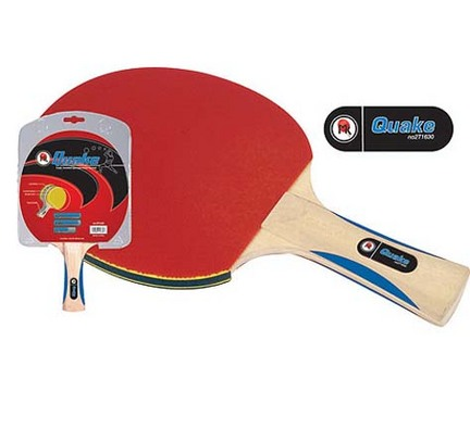 Quake Table Tennis Paddle from Martin Kilpatrick - Set of 2 MKP-2T1630