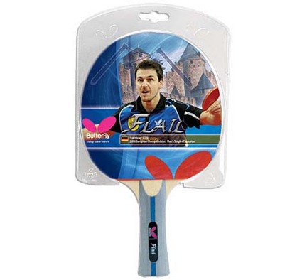 Butterfly Shakehand Flail Table Tennis Paddle MKP-8801