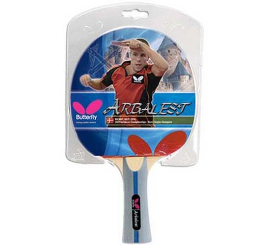 Butterfly Shakehand Arbalest Table Tennis Paddle MKP-8805
