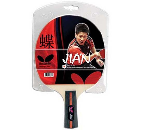 Butterfly Penhold Jian Table Tennis Paddle