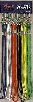 Markwort Whistle Lanyards - 1 Bag of 100 Lanyards