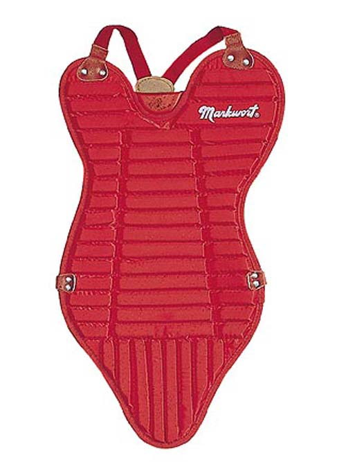 Junior League Chest Protector with Tail from Markwort