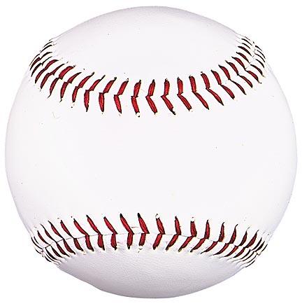 "Autograph Sign / Economy 9"" Practice Baseballs from Markwort - (One Dozen)"