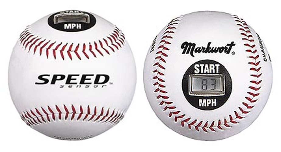 "9"""" Radar Speed Sensor Baseball (MPH) from Markwort"" MW-BBSPEEDBW"