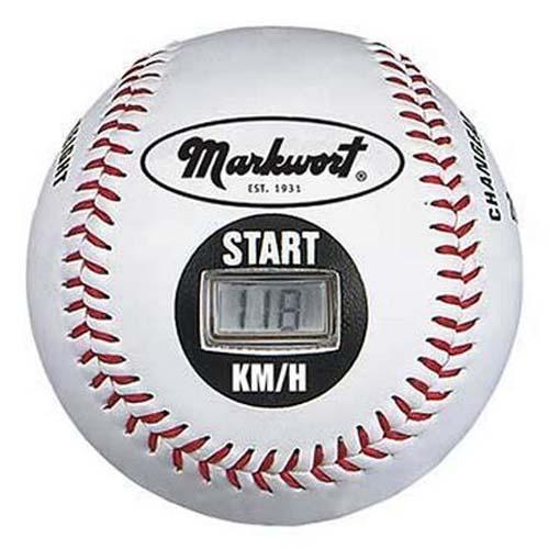 "9"""" Speed Sensor Baseball (KM / H) from Markwort"" MW-BBSPEEDKM"