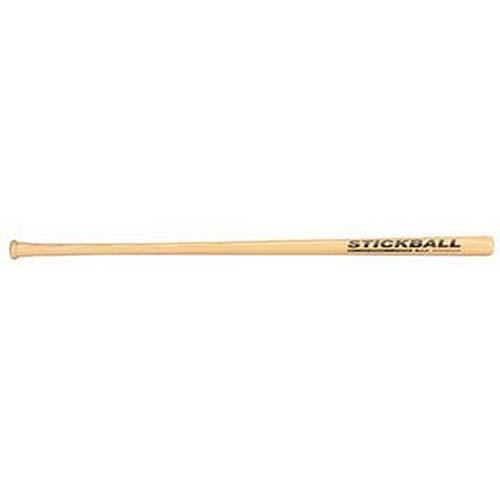 "36"" Official Size Stick Ball Bat from Markwort"