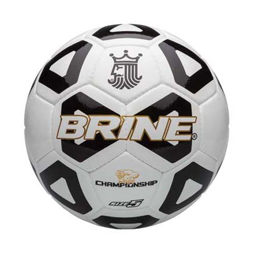 Championship Soccer Ball from Brine (Size 5)