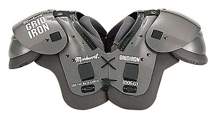 Markwort Grid Iron Series Youth Football Shoulder Pads - (X-Large)