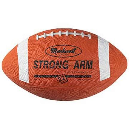 Strong Arm Trainer / Conditioner Official Size Weighted Football from Markwort