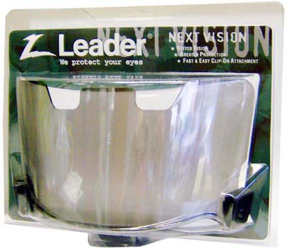 Next Vision Football Helmet Eye Shield Mirror by Leader