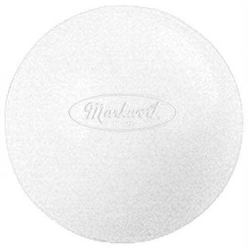 Markwort White Lacrosse Balls - 1 Dozen