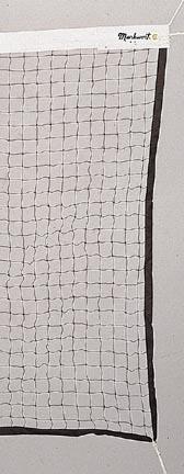 "Markwort Poly Mesh Badminton Net - Size: 20' x 30"" x 3/4"""