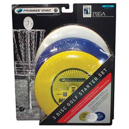 Wham-O Frisbee Golf - 3 Pack