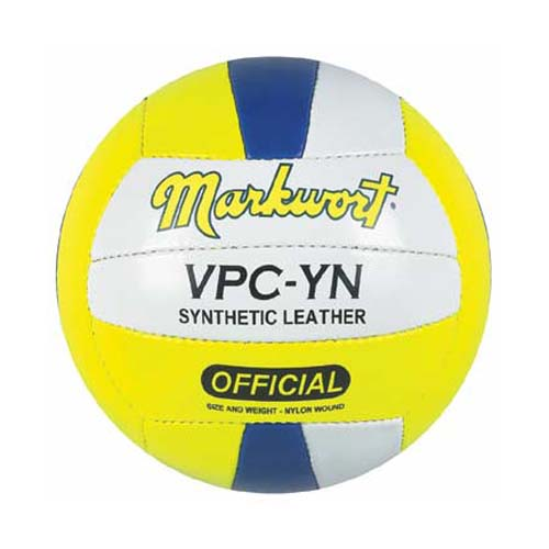 Synthetic Leather Volleyball from Markwort