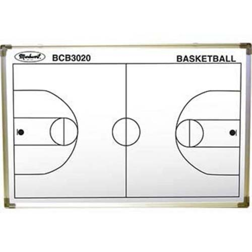 Markwort Mini Basketball Court Board Set