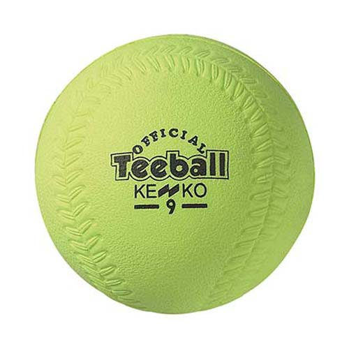"9"" Soft Tee Balls from Kenko - 1 Dozen"