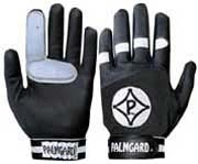 Palmgard Black Adult Protective Baseball Glove - (Worn on Right Hand)