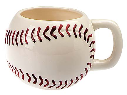 Baseball SportCups - Set of 4 Cups MW-SCBA101