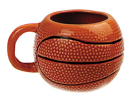 Basketball SportCups - Set of 4 Cups MW-SCBK103