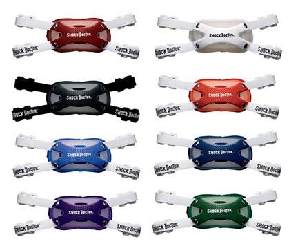 Youth Power Carbon Chin Strap from Shock Doctor